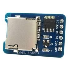 Micro SD Card Module TF Card Reader for Arduino / RPi / AVR SPI Interface 3.3V / 5V Compatible