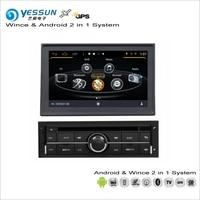 YESSUN For Mitsubishi L200 / Strada / Triton / Sportero / Hunter / Warrior Car Android Radio CD DVD Player GPS Navi Navigation