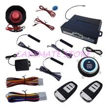 PKE Car Alarm Smart Key Car Sec