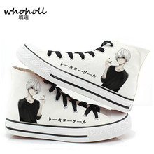 Japanese Anime Tokyo Ghoul Print Shoes