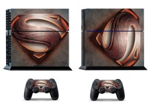 Superman 258 PS4 Skin PS4 Sticker