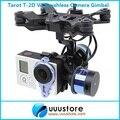2014 Новый Таро ZYX22 Гироскопа TL68A00 Т-2D Бесщеточный Камеры Gimbal V2 Для GoPro3