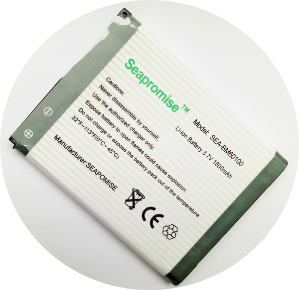 Freeshipping Retail BM60100 (BA S890) battery for HTC Desire 500 C520e,C525,One SC,One ST,One SU, One SV, T528,T606W,T608T,T609D