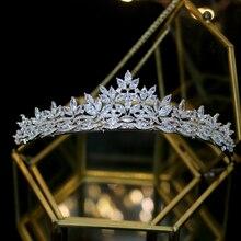 2019 new wedding hair accessories bride crown / headdress wedding dress accessories