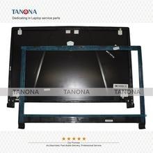 Original  New For MSI GE73 GE73VR 7RF 006CN Laptop Case LCD Cover Back Cover Rear Lid Black & Front Bezel Cover 3077C1A213HG017