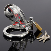 951 men with chastity belt stainless steel ultra small metal chastity device chicken cage alternative irritant supplies