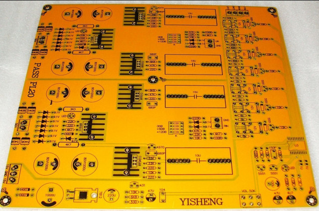 Fast Free Ship PASS 2.0 Single ended Class A HIFI  Pre Amp with relay volume PCB Pre amplifier