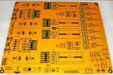 Nhanh Miễn Phí Ship VƯỢT QUA 2.0 Single end Class A HIFI Pre Amp với relay khối lượng PCB Pre khuếch đại