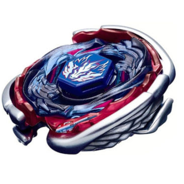 OMoToys Beyblades Big Bang Pegasis BB105 Metal 4D System Cosmic Pegasus F:D With Launcher Pack