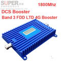 Dual band repeater 1800 МГц группа 3 FDD LTE 4 Booster + DCS Повторитель двухдиапазонный усилитель, dual band booster 4 Г LTE ретранслятор DCS