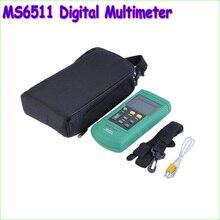 1 шт. MASTECH MS6511 Один Канал Цифровой Термометр Регистратор Температуры Тестер