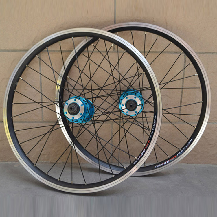"APSE BMX 20"" Inch Mag Wheels Rims Aluminum Black Star ..."