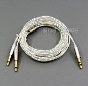 Image 2 - LN006067 เงินชุบสำหรับ Final Audio VI IRiver AK T1P Denon AH D600 D7100 Velodyne vTrue