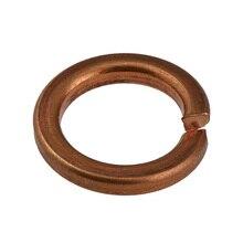 M3 M4 M5 M6 M8 M10 M12 copper spring washer split lock washers metal shell pad circlip gasket shim shank retaining ring retainer