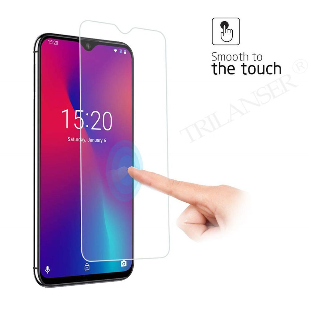 Image 5 - TRILANSER tempered glass for Umidigi A5 Pro screen protector Umidigi A5 Protective glass film Umidigi  A5 Phone glass 2pcs 2.5D-in Phone Screen Protectors from Cellphones & Telecommunications