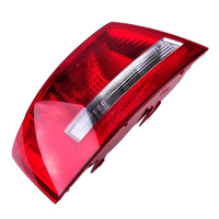Beler Samochodów Lampa tylna Lewa Zgromadzenie Obudowa Lampy bez Żarówki 4F5945095L 4F5945095D dla Audi A6/A6 Quattro Sedan 2005 2006-2008
