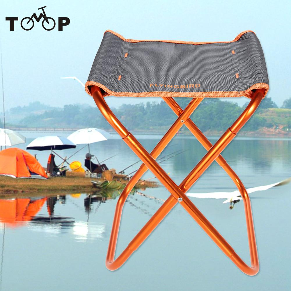 Newest Portable Fishing Chair Outdoor Lightweight Foldable