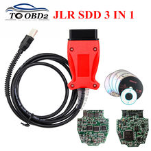 Newest For JLR SDD V154 3 IN 1 Diagnostic Scanner For Land Rover For Volvo Vida 2014D For Toyota V13.00.022 TIS Techstream(China)