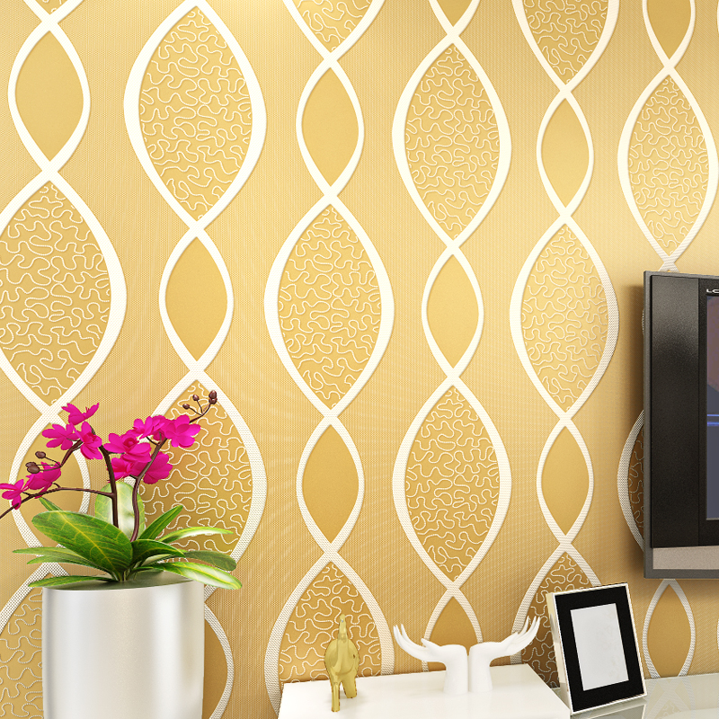 beibehang modern Geometric curve papel de parede 3d wallpaper for walls 3d background  wallpaper for living room wall paper roll beibehang modern striped wallpaper for walls 3 d den bedroom living room background papel de parede 3d wall paper wallcoverings