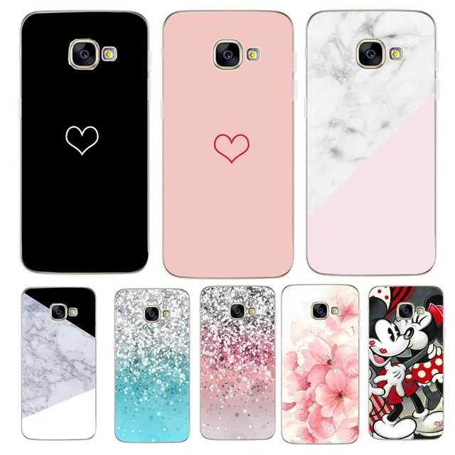 pretty nice 3b40e 88500 US $0.81 19% OFF|Aliexpress.com : Buy For Samsung Galaxy A5 2017 Case  Marble Soft TPU Silicon Fundas Cover For Samsung A3 J3 A5 J5 2016 A3 J5 A7  2017 ...