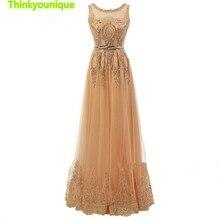 Длинные элегантные роскошные Выходные туфли на выпускной бал платья Для женщин золотой красный королевский синий платье Дешевые вечернее платье для Выпускной Vestidos De festa TK188