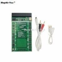 Irepair-вы телефон Батарея быстрой зарядки активации для IPhone X 8 8 7 6 S 6 плюс 5 5S 4S доска зарядки для Samsung инструмент для ремонта