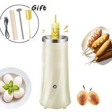 Egg-Roll Hands-Free Автоматический Электрический быстрый форма для яичницы вертикальный антипригарный простой и быстрый яичная плита кухня | Быстрая доставка через ePaket