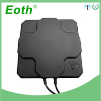 4G LTE Antenna N Male Outdoor Panel High Gain 18dbi 698 2690MHz 4G Aerial Directional mimo External Antenne For Wireless Router