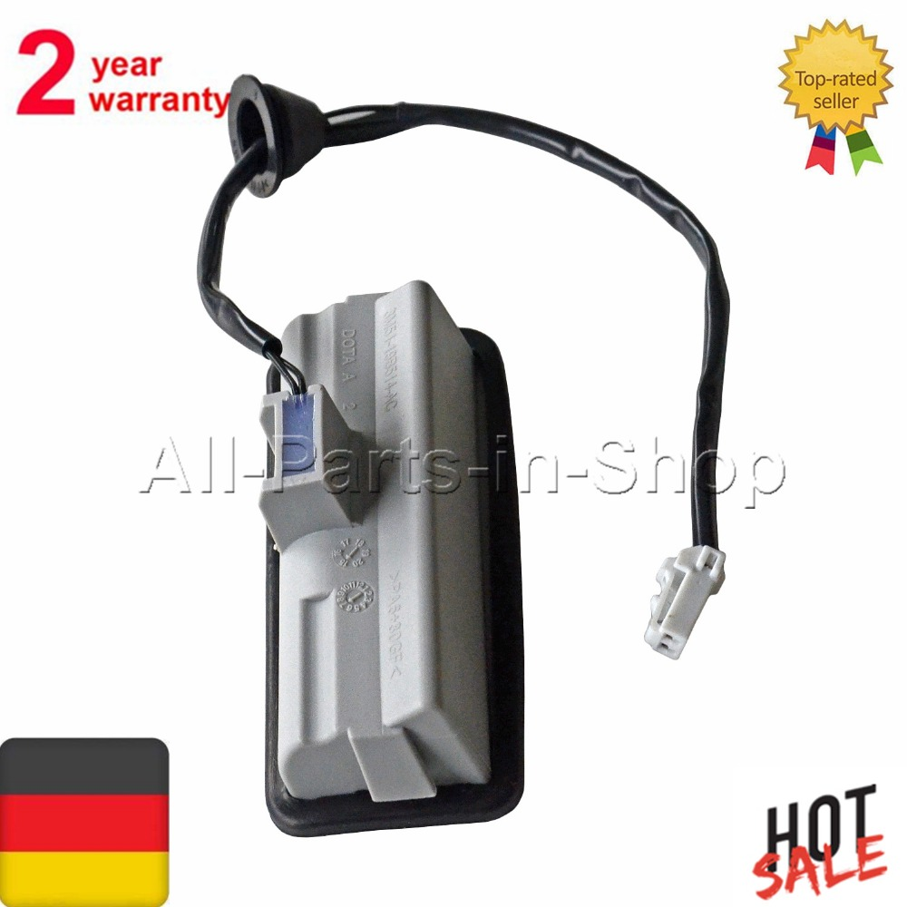 Car Boot Tailgate Release Trunk Switch For Ford Focus MK2 2004-2008 3M5119B514AC