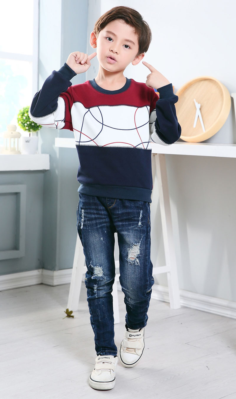 HTB1IcNYXc vK1Rjy0Foq6xIxVXaQ - Plus Size Family Matching Outfits New Casual Autumn Mother Daughter Father Son Boy Girl Cotton Clothes Set Family Clothing