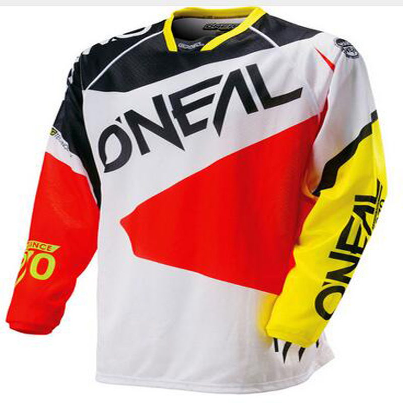 MX Off-road long motorcycle Racing Speed Dry T-shirt Riding Jacket Male Long Sleeved Summer DH Speed Surrender