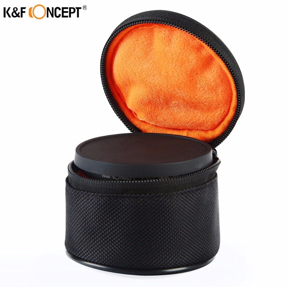K&F CONCEPT 2in1 58mm 0.35x Fisheye լայն անկյուն - Տեսախցիկ և լուսանկար - Լուսանկար 5