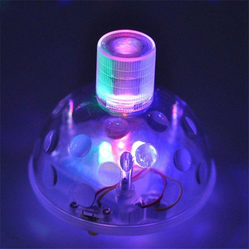 Professional Design l*h*w Creativity Stunning Pool Light Floating Underwater Led Disco Light Glow Show Swimming Pool Hot Tub Spa Lamp 8cm X8cm X8