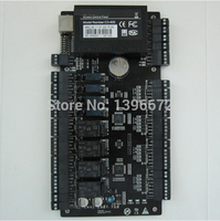 ZK Access Control Board Door Access Control Systems C3 400 TCP IP Four Door One Way