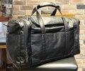 2016 Nova Pu de Couro Sacos de Homens Mensageiro dos homens Sacos de Viagem de Grande Capacidade de Viagem Duffle Bolsas de Ombro dos homens da Marca sacos XP013
