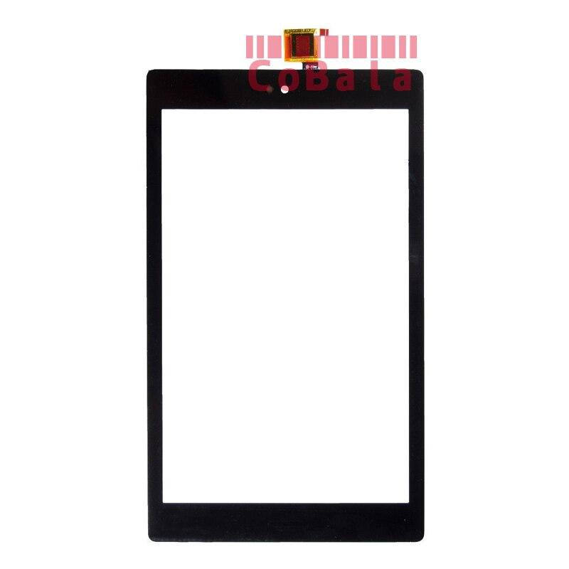 10 шт. черный оригинал для Amazon Kindle Fire HD 8 HD8 (версия 2017) сенсорный экран планшета ЖК-дисплей внешний Панель спереди Стекло Сенсор