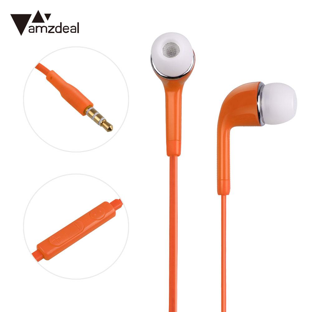 amzdeal Candy Color Colorful AUX Wired In-Ear Earphones Earbuds handsfree Headphones Headset With Mic For SAMSUNG GALAXY S3 S4 sitemap 267 xml