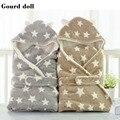 2016 Ребенка зимой негабаритных спальный мешок конверт для новорожденных кокон обертывание sleepsack, ребенка спальный мешок, одеяло и пеленание