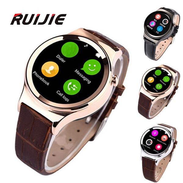 2016 New Arrival Smart Watch T3 font b Smartwatch b font Support SIM SD Card Bluetooth