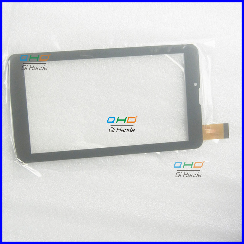 New 7 inch MLS iQTab Silk 3G iQ Tab Tablet touch screen digitizer glass panel sensor replacement Free Shipping original new 7 85 inch meo tablet 2 3g tab touch screen touch panel digitizer glass sensor replacement free shipping