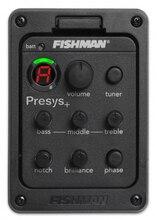 기타 픽업 fishman presys + preamp 201 eq 튜너 피에조 픽업 이퀄라이저 시스템 어쿠스틱 기타 픽업