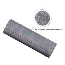 磁気ポータブルトラベルケースカバー収納袋オーラルbフィリップス電気歯ブラシまたはブラシ