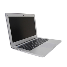 Ultra Slim Laptop Aluminum Metal Case Dual Core 1.80GHz 4GB RAM 500GB HDD Support USB3.0