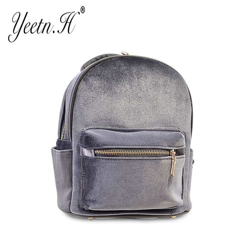 Yeetn-H 2017 New Arrival Fashion Casual Travel Bags Woman Backbags Women Backpack Cute Backpacks For Teenage Girls School M1008