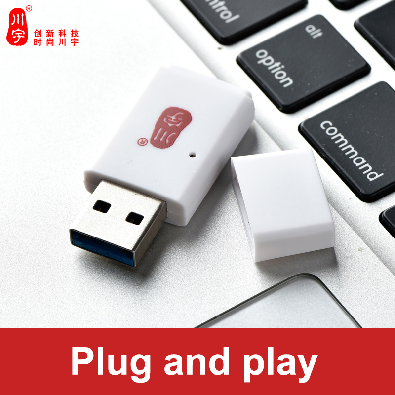 Kawau C308 High Quality High Speed USB3.0 Card Reader Max support 128GB TF Micro SD Card Reader Support TF Micro SD Card