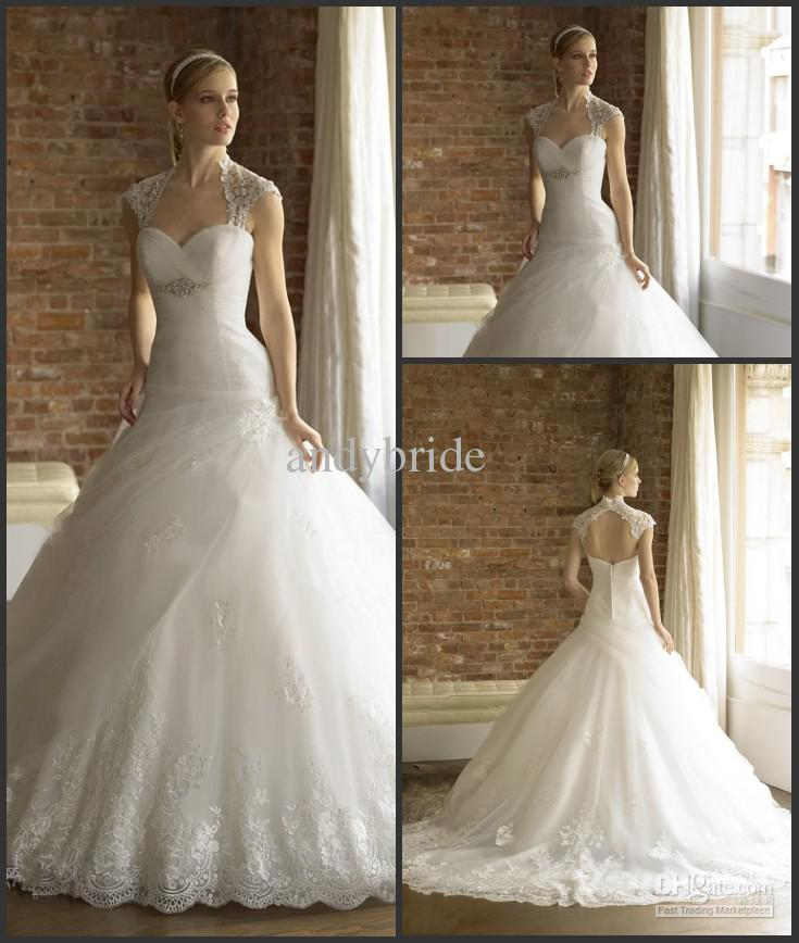 new wedding dress collections