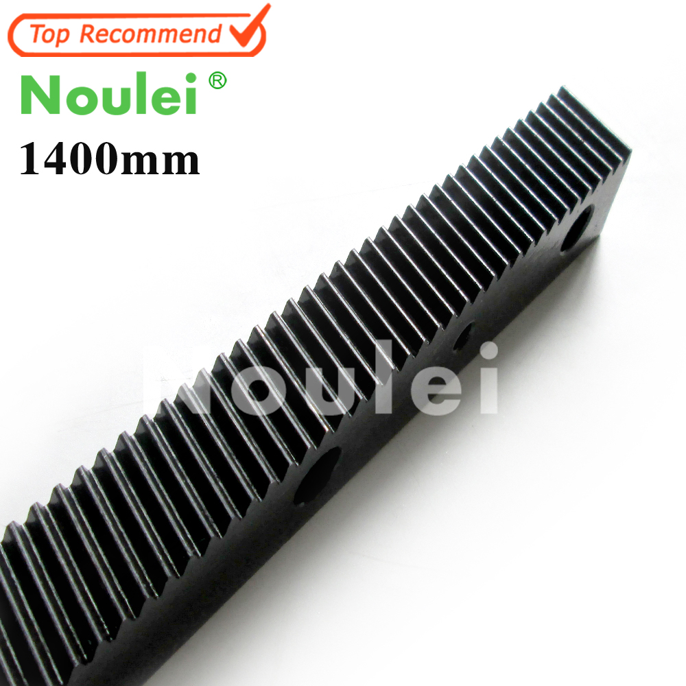 CNC Helical Gear Rack 22 x 25 Length 1400mm 31 42 Mod 1 25 22mm 45