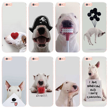 MaiYaCa Jimmy Choo Bull Terrier Dog for iphone 6 6S case For iphone 6 6s  6plus b195075e274f