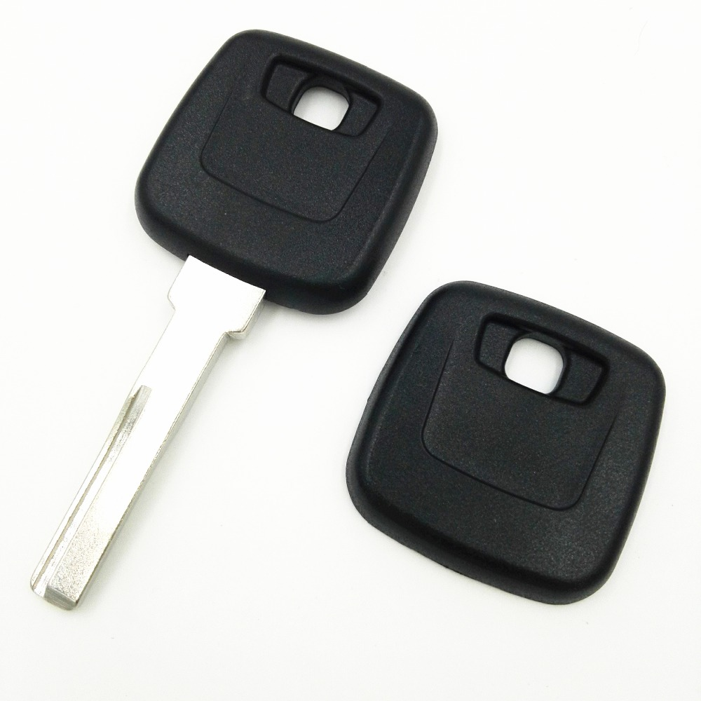 <font><b>Replacement</b></font> <font><b>Key</b></font> Shell Fit for Refit <font><b>VOLVO</b></font> <font><b>S40</b></font> V40 S60 S80 XC70 Original Copy <font><b>Key</b></font> Blank Remote Case Cover Fob image