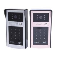 Wireless WIFI Video Door Phone Doorbell New Code Keypad IP Wireless WiFi Video Intercom Phone Waterproof